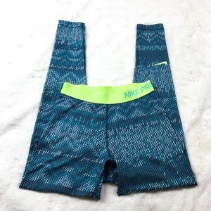 Women's Nike PRO Hyperwarm Dri-Fit Nordic Tights